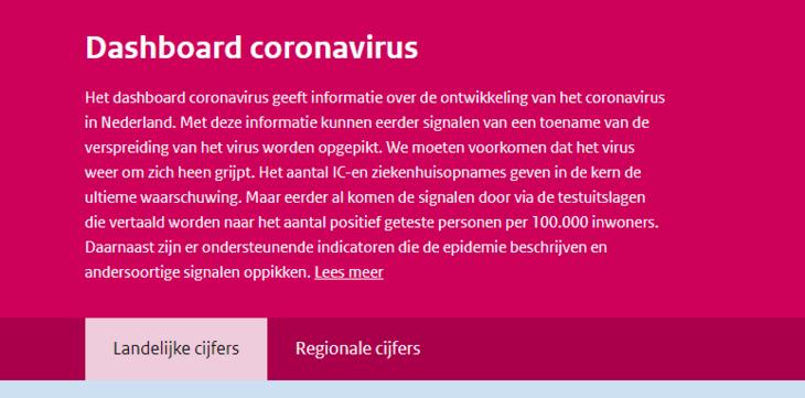 Website Rijksoverheid