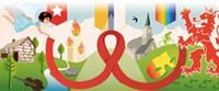 Tekening Wereld Aids dag